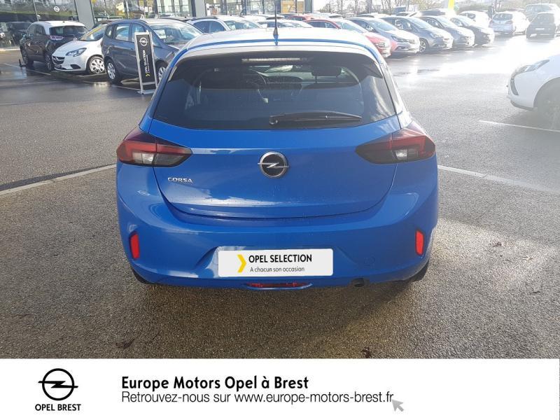 Photo 5 de l'offre de OPEL Corsa 1.2 75ch à 12490€ chez Europe Motors - Opel Brest