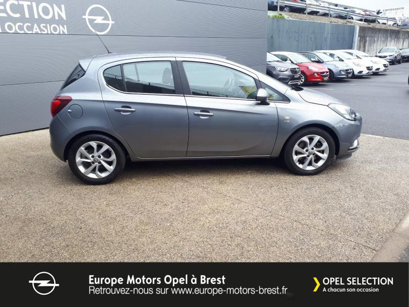 Photo 4 de l'offre de OPEL Corsa 1.0 ECOTEC Turbo 90ch Design 120 ans Start/Stop 5p à 11990€ chez Europe Motors - Opel Brest