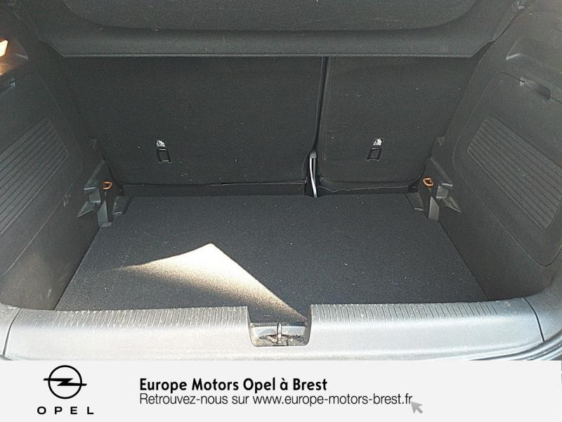 Photo 6 de l'offre de OPEL Crossland X 1.2 Turbo 110ch ECOTEC Innovation à 13990€ chez Europe Motors - Opel Brest
