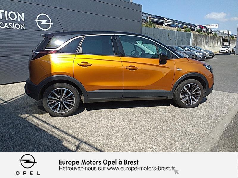 Photo 4 de l'offre de OPEL Crossland X 1.2 Turbo 110ch ECOTEC Innovation à 13990€ chez Europe Motors - Opel Brest