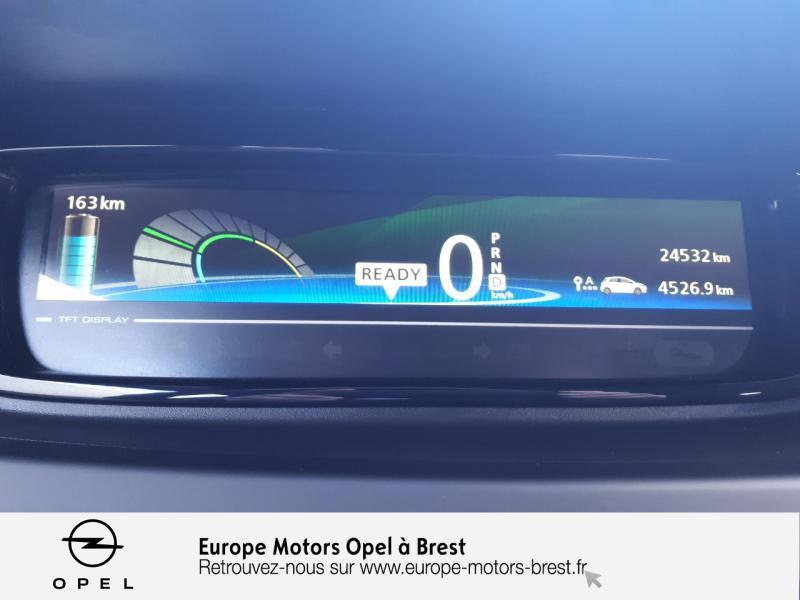 Photo 12 de l'offre de RENAULT Zoe Intens charge normale R90 à 10990€ chez Europe Motors - Opel Brest
