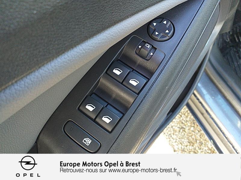 Photo 12 de l'offre de OPEL Crossland X 1.2 Turbo 110ch Elegance à 15490€ chez Europe Motors - Opel Brest