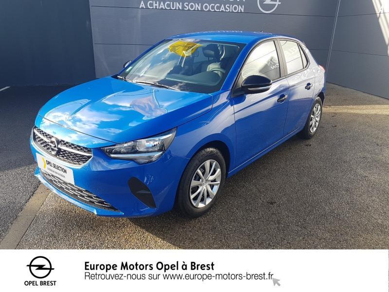 Photo 1 de l'offre de OPEL Corsa 1.2 75ch à 12490€ chez Europe Motors - Opel Brest