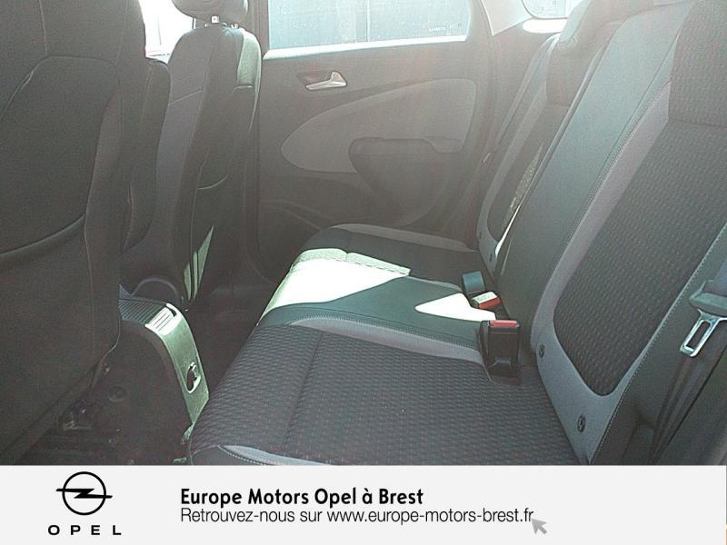 Photo 10 de l'offre de OPEL Crossland X 1.2 Turbo 110ch ECOTEC Innovation à 13990€ chez Europe Motors - Opel Brest