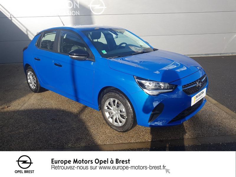 Photo 3 de l'offre de OPEL Corsa 1.2 75ch à 12490€ chez Europe Motors - Opel Brest