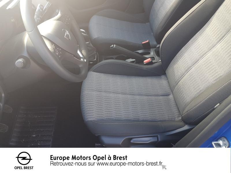 Photo 9 de l'offre de OPEL Corsa 1.2 75ch à 12490€ chez Europe Motors - Opel Brest