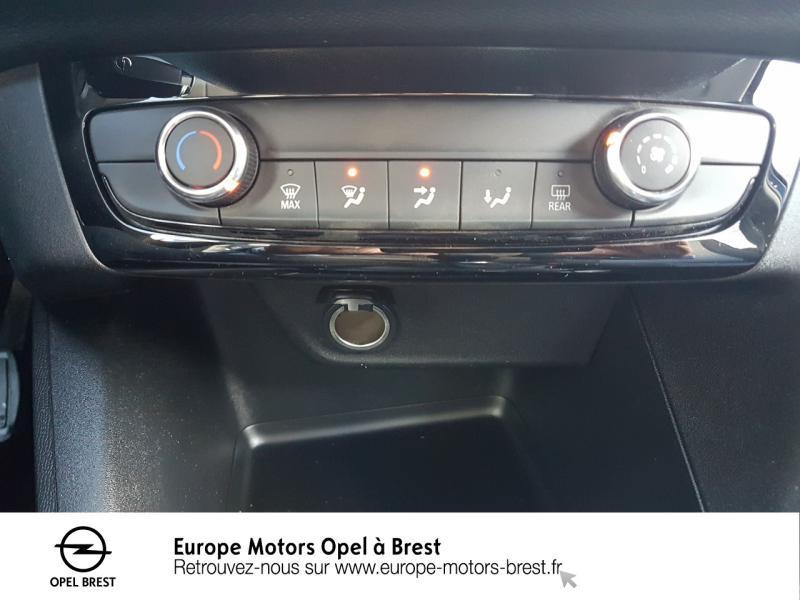 Photo 19 de l'offre de OPEL Corsa 1.2 75ch à 12490€ chez Europe Motors - Opel Brest