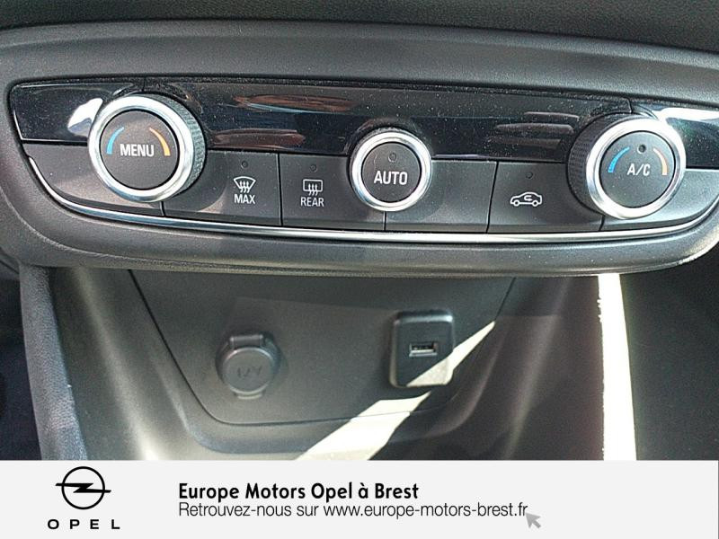 Photo 13 de l'offre de OPEL Crossland X 1.2 Turbo 110ch ECOTEC Innovation à 13990€ chez Europe Motors - Opel Brest