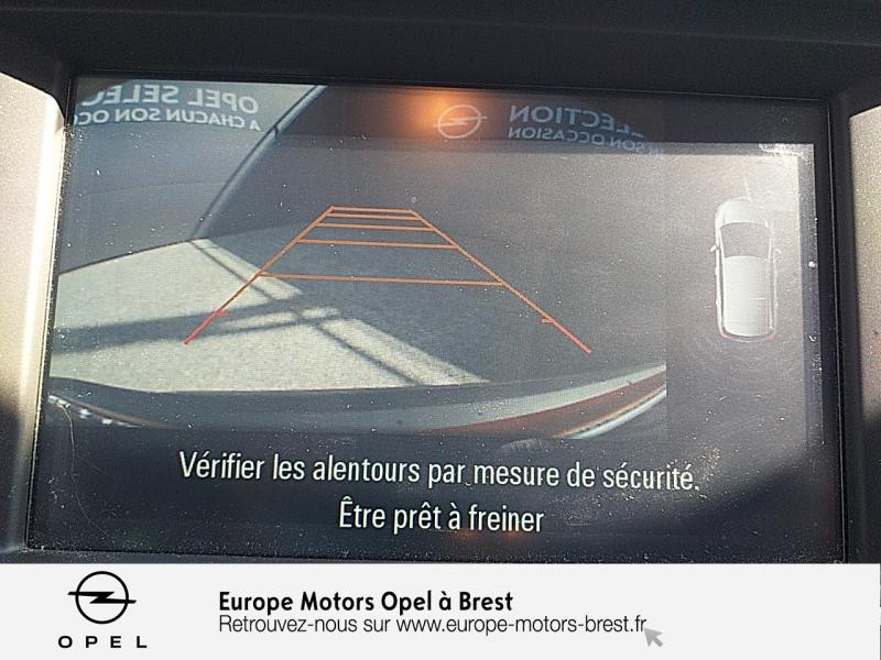 Photo 15 de l'offre de OPEL Crossland X 1.2 Turbo 110ch ECOTEC Innovation à 13990€ chez Europe Motors - Opel Brest