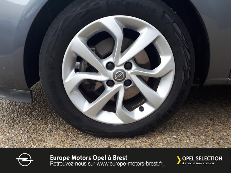 Photo 11 de l'offre de OPEL Corsa 1.0 ECOTEC Turbo 90ch Design 120 ans Start/Stop 5p à 11990€ chez Europe Motors - Opel Brest