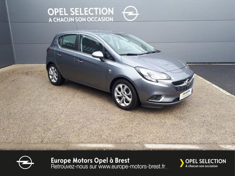 Photo 3 de l'offre de OPEL Corsa 1.0 ECOTEC Turbo 90ch Design 120 ans Start/Stop 5p à 11990€ chez Europe Motors - Opel Brest