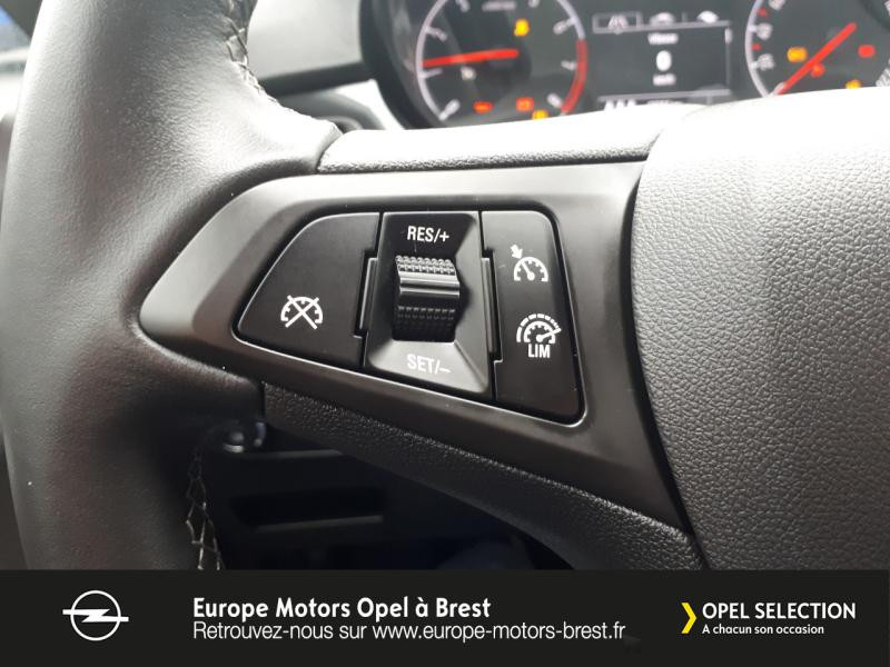Photo 13 de l'offre de OPEL Corsa 1.0 ECOTEC Turbo 90ch Design 120 ans Start/Stop 5p à 11990€ chez Europe Motors - Opel Brest
