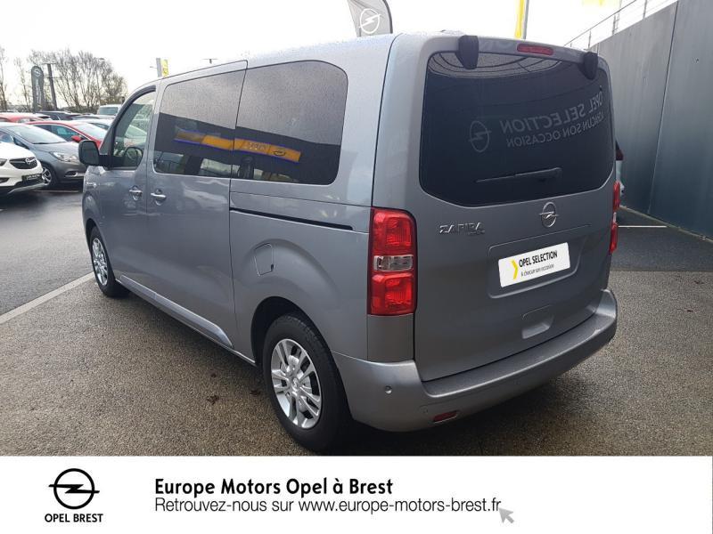 Photo 7 de l'offre de OPEL Zafira Life L2 1.5 D 120ch Business à 34990€ chez Europe Motors - Opel Brest