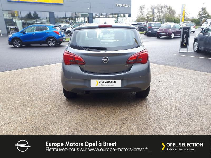 Photo 5 de l'offre de OPEL Corsa 1.0 ECOTEC Turbo 90ch Design 120 ans Start/Stop 5p à 11990€ chez Europe Motors - Opel Brest