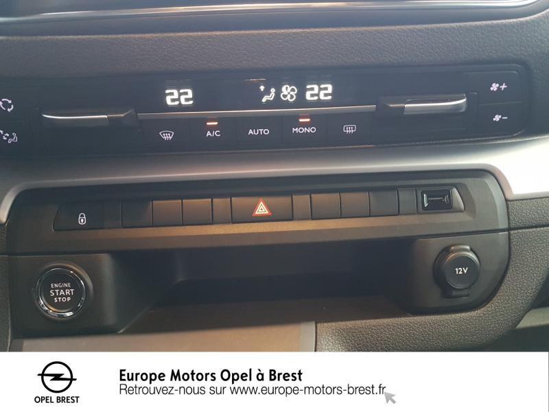 Photo 16 de l'offre de OPEL Zafira Life L2 1.5 D 120ch Business à 34990€ chez Europe Motors - Opel Brest