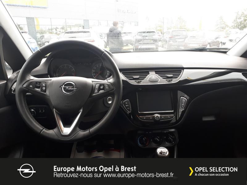 Photo 8 de l'offre de OPEL Corsa 1.0 ECOTEC Turbo 90ch Design 120 ans Start/Stop 5p à 11990€ chez Europe Motors - Opel Brest