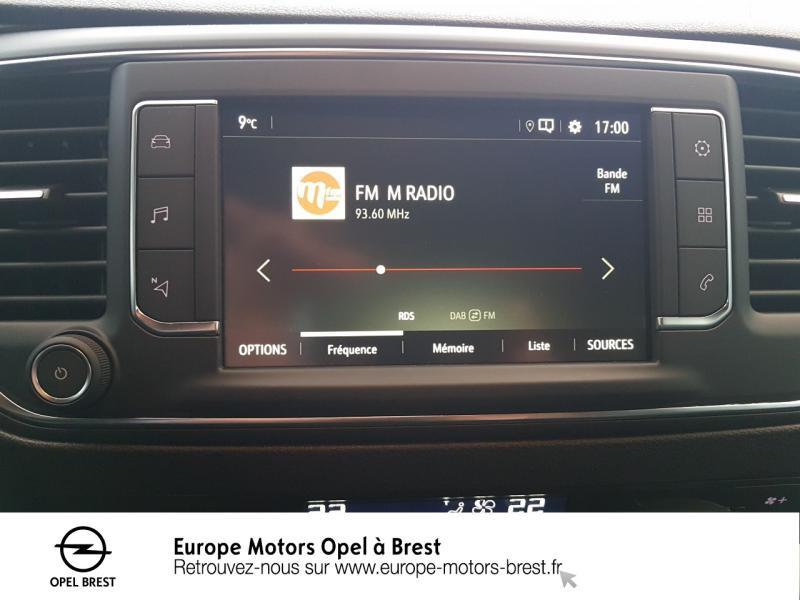 Photo 17 de l'offre de OPEL Zafira Life L2 1.5 D 120ch Business à 34990€ chez Europe Motors - Opel Brest