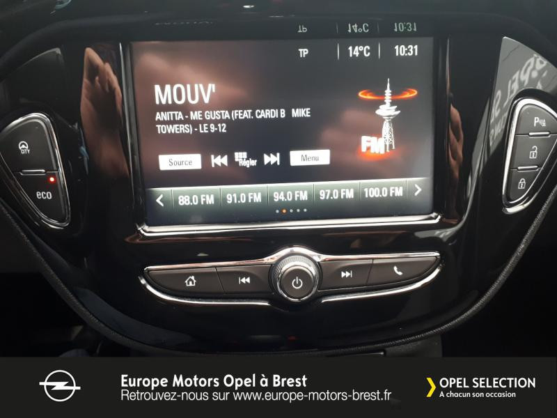 Photo 15 de l'offre de OPEL Corsa 1.0 ECOTEC Turbo 90ch Design 120 ans Start/Stop 5p à 11990€ chez Europe Motors - Opel Brest
