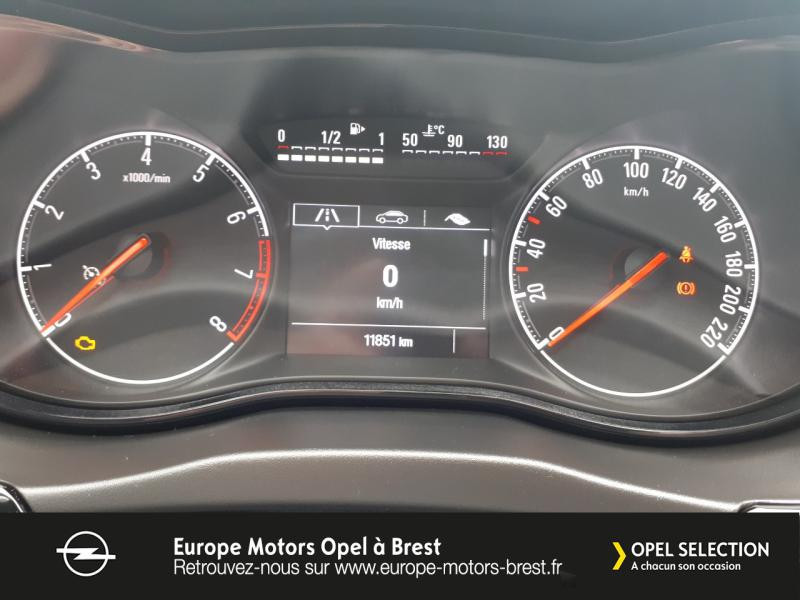Photo 12 de l'offre de OPEL Corsa 1.0 ECOTEC Turbo 90ch Design 120 ans Start/Stop 5p à 11990€ chez Europe Motors - Opel Brest