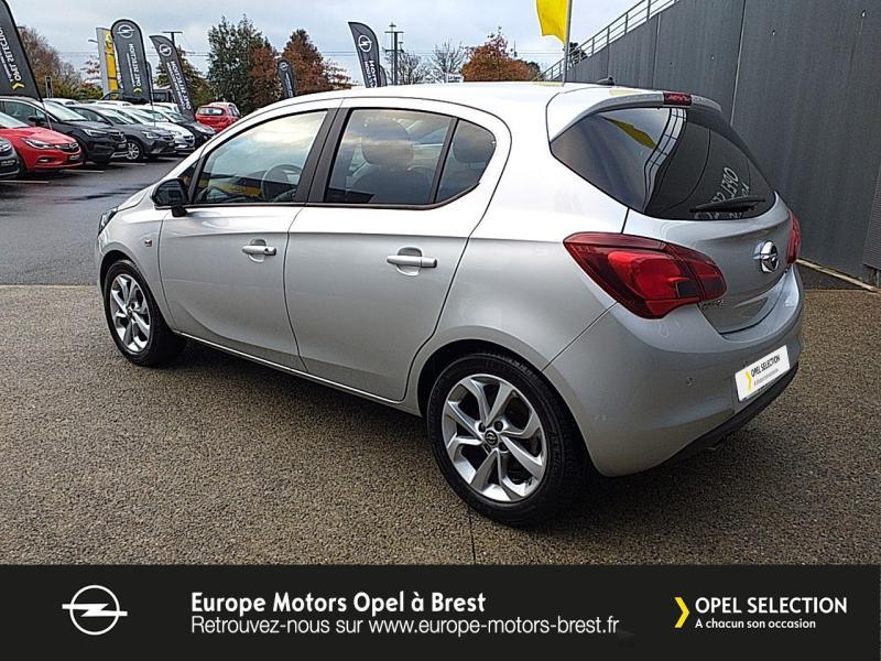 Photo 7 de l'offre de OPEL Corsa 1.4 Turbo 100ch Design Edition Start/Stop 5p à 10990€ chez Europe Motors - Opel Brest