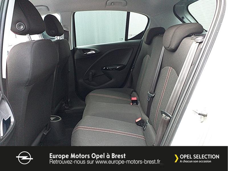Photo 10 de l'offre de OPEL Corsa 1.4 Turbo 100ch Design Edition Start/Stop 5p à 10990€ chez Europe Motors - Opel Brest