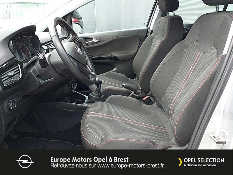 Photo 9 de l'offre de OPEL Corsa 1.4 Turbo 100ch Design Edition Start/Stop 5p à 10990€ chez Europe Motors - Opel Brest