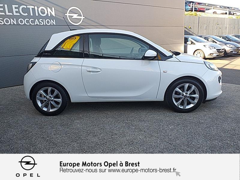 Photo 4 de l'offre de OPEL Adam 1.2 Twinport 70ch Unlimited à 9690€ chez Europe Motors - Opel Brest