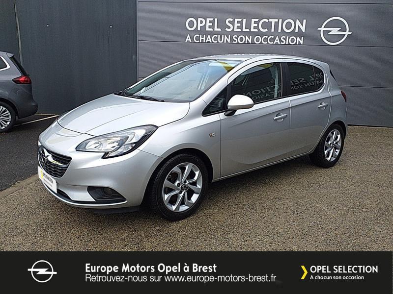 Photo 1 de l'offre de OPEL Corsa 1.4 Turbo 100ch Design Edition Start/Stop 5p à 10990€ chez Europe Motors - Opel Brest