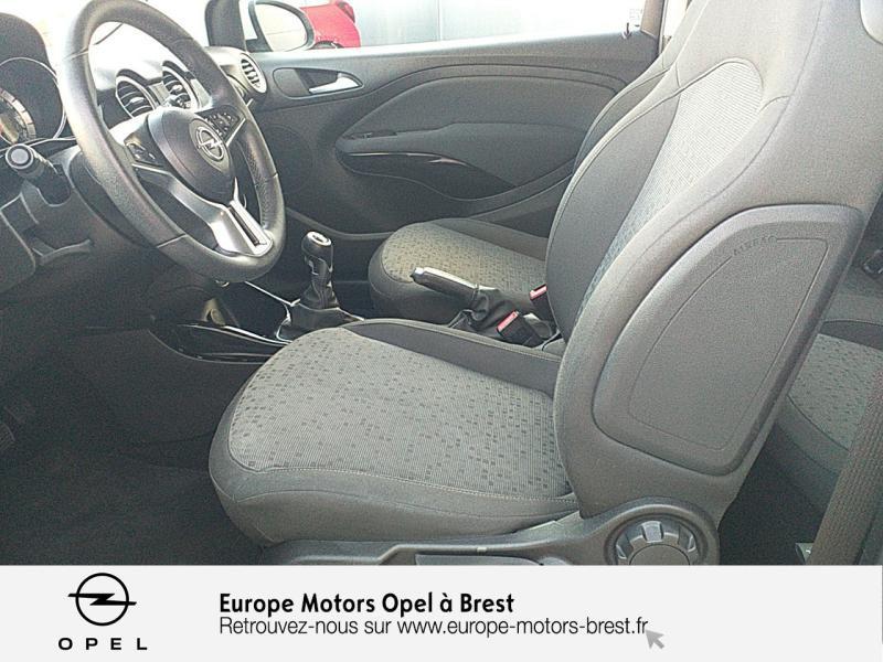 Photo 9 de l'offre de OPEL Adam 1.2 Twinport 70ch Unlimited à 9690€ chez Europe Motors - Opel Brest