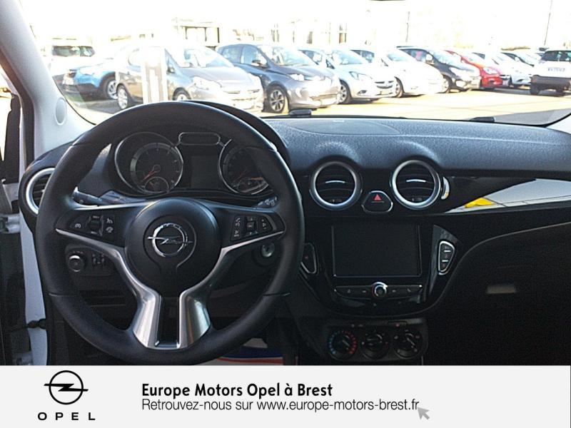 Photo 8 de l'offre de OPEL Adam 1.2 Twinport 70ch Unlimited à 9690€ chez Europe Motors - Opel Brest