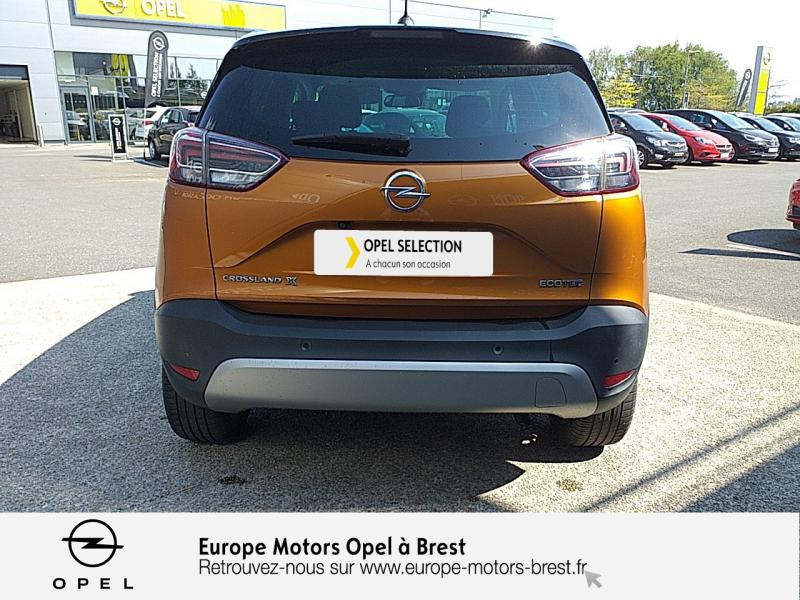 Photo 5 de l'offre de OPEL Crossland X 1.2 Turbo 110ch ECOTEC Innovation à 13990€ chez Europe Motors - Opel Brest