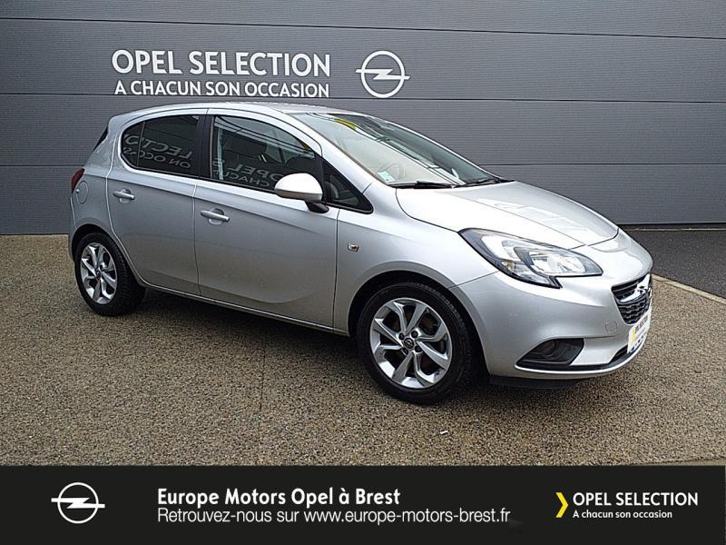 Photo 3 de l'offre de OPEL Corsa 1.4 Turbo 100ch Design Edition Start/Stop 5p à 10990€ chez Europe Motors - Opel Brest