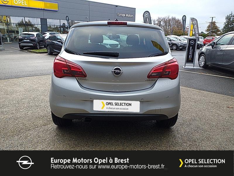 Photo 5 de l'offre de OPEL Corsa 1.4 Turbo 100ch Design Edition Start/Stop 5p à 10990€ chez Europe Motors - Opel Brest