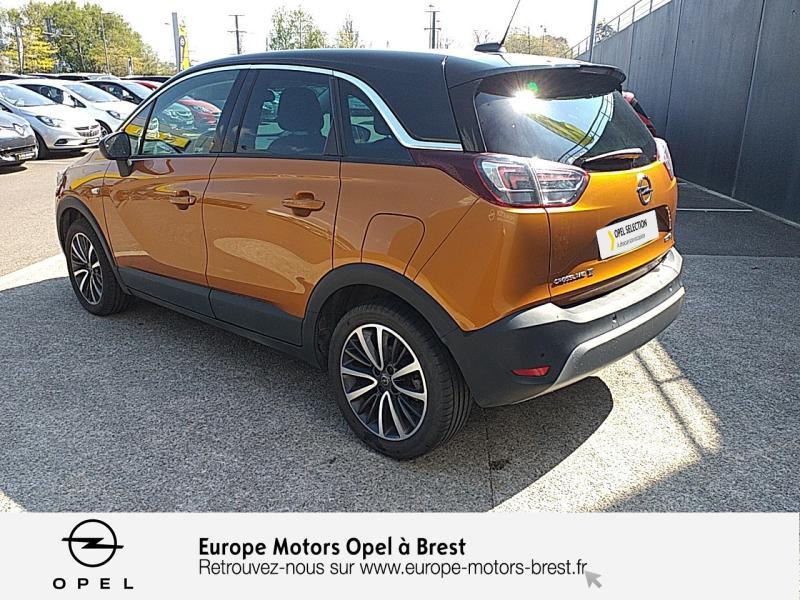 Photo 7 de l'offre de OPEL Crossland X 1.2 Turbo 110ch ECOTEC Innovation à 13990€ chez Europe Motors - Opel Brest