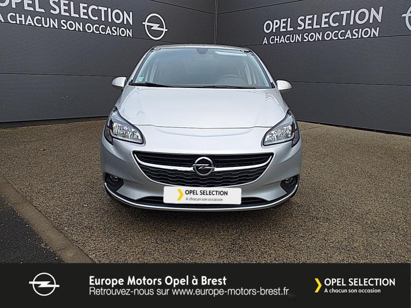Photo 2 de l'offre de OPEL Corsa 1.4 Turbo 100ch Design Edition Start/Stop 5p à 10990€ chez Europe Motors - Opel Brest