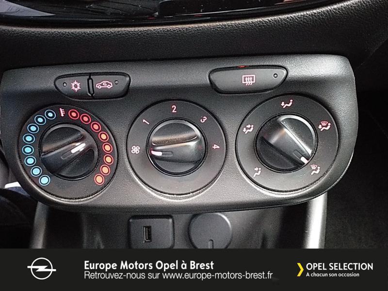 Photo 18 de l'offre de OPEL Corsa 1.4 Turbo 100ch Design Edition Start/Stop 5p à 10990€ chez Europe Motors - Opel Brest