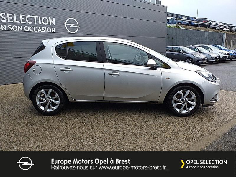 Photo 4 de l'offre de OPEL Corsa 1.4 Turbo 100ch Design Edition Start/Stop 5p à 10990€ chez Europe Motors - Opel Brest