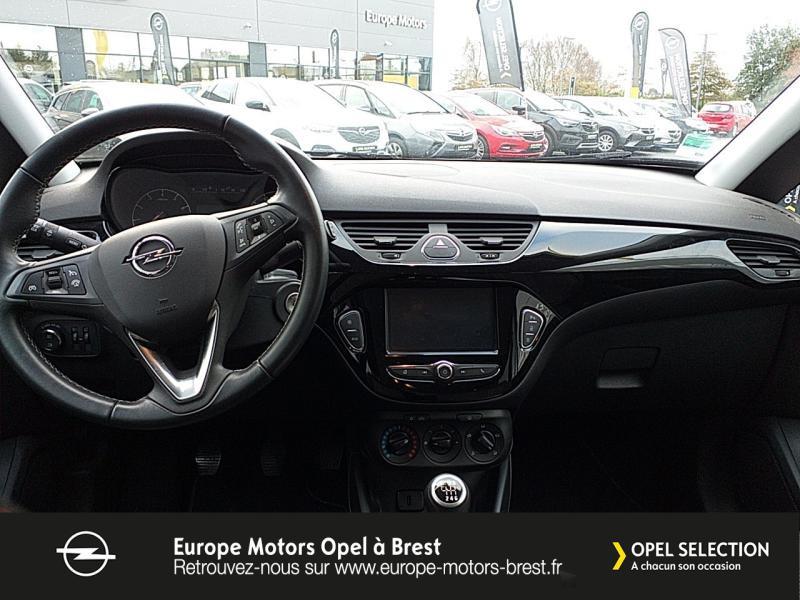Photo 8 de l'offre de OPEL Corsa 1.4 Turbo 100ch Design Edition Start/Stop 5p à 10990€ chez Europe Motors - Opel Brest