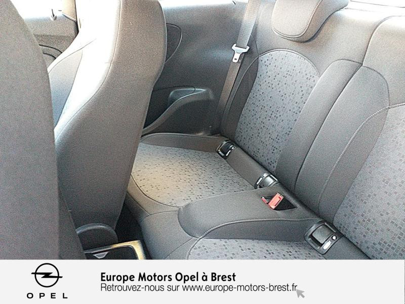 Photo 10 de l'offre de OPEL Adam 1.2 Twinport 70ch Unlimited à 9690€ chez Europe Motors - Opel Brest