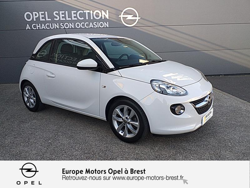 Photo 3 de l'offre de OPEL Adam 1.2 Twinport 70ch Unlimited à 9690€ chez Europe Motors - Opel Brest