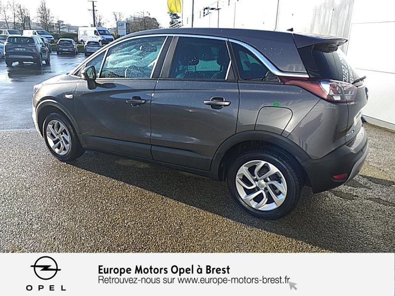 Photo 7 de l'offre de OPEL Crossland X 1.2 Turbo 110ch Elegance à 15490€ chez Europe Motors - Opel Brest