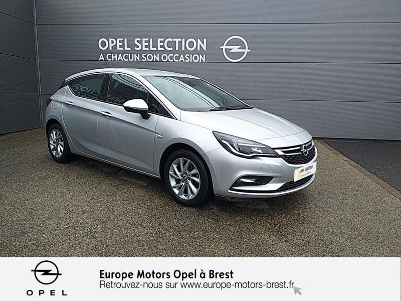 Photo 3 de l'offre de OPEL Astra 1.4 Turbo 125ch Innovation Euro6d-T à 13990€ chez Europe Motors - Opel Brest