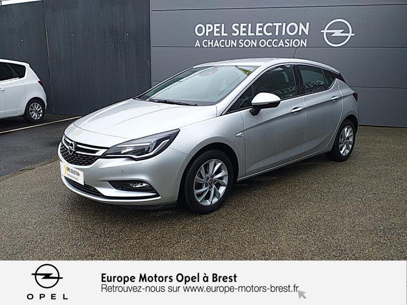 Photo 1 de l'offre de OPEL Astra 1.4 Turbo 125ch Innovation Euro6d-T à 13990€ chez Europe Motors - Opel Brest