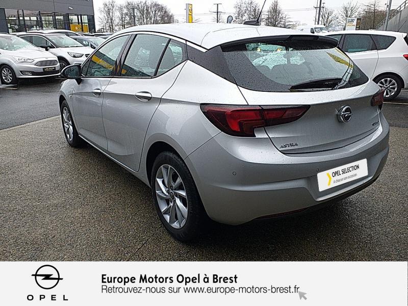 Photo 7 de l'offre de OPEL Astra 1.4 Turbo 125ch Innovation Euro6d-T à 13990€ chez Europe Motors - Opel Brest