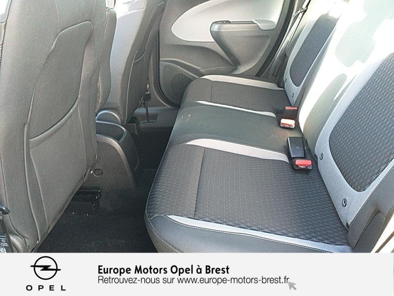 Photo 10 de l'offre de OPEL Crossland X 1.2 Turbo 110ch Elegance à 15490€ chez Europe Motors - Opel Brest