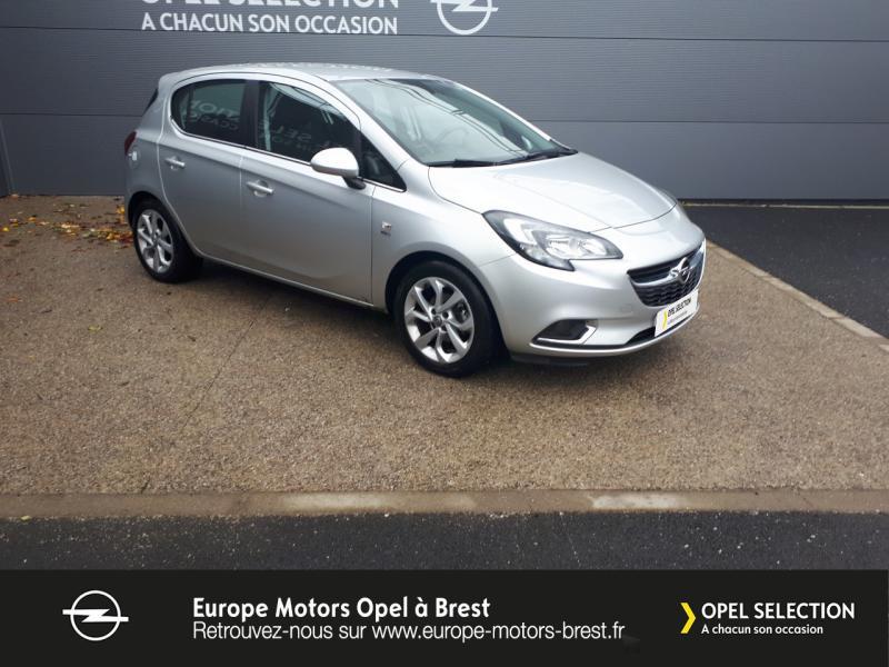 Photo 3 de l'offre de OPEL Corsa 1.4 90ch Design 120 ans Start/Stop 5p à 10490€ chez Europe Motors - Opel Brest