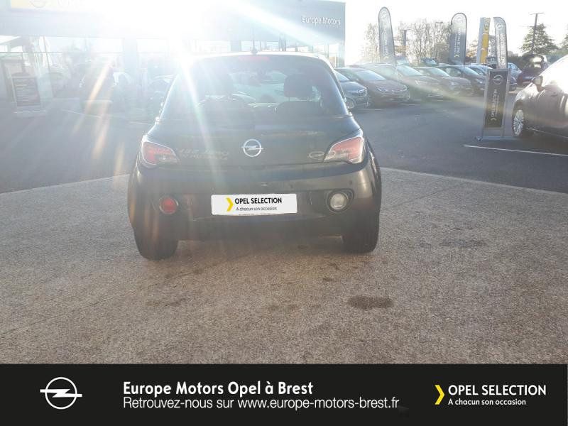 Photo 5 de l'offre de OPEL Adam 1.4 Twinport 87ch Black Edition Start/Stop à 11690€ chez Europe Motors - Opel Brest