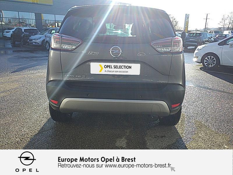 Photo 5 de l'offre de OPEL Crossland X 1.2 Turbo 110ch Elegance à 15490€ chez Europe Motors - Opel Brest