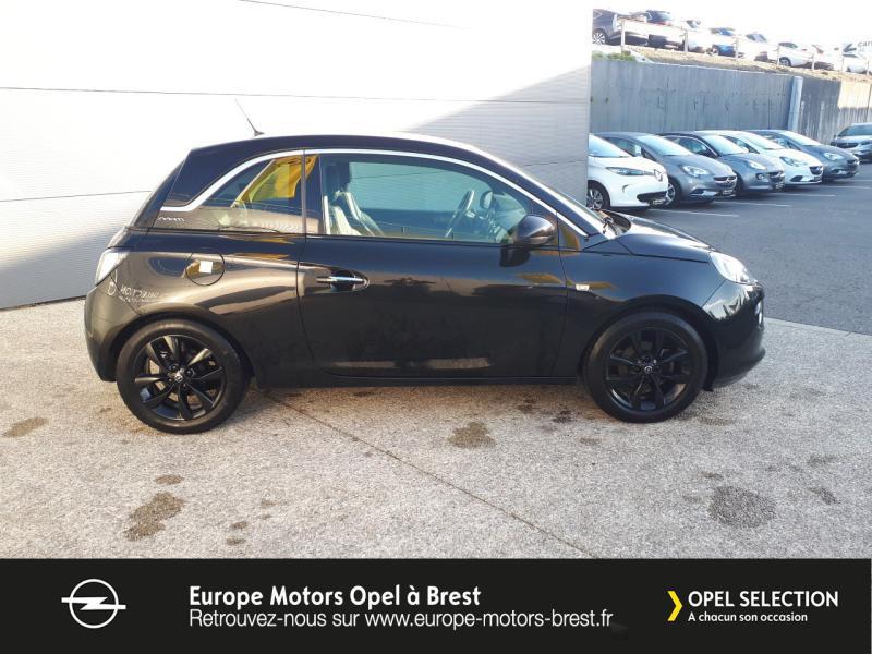Photo 4 de l'offre de OPEL Adam 1.4 Twinport 87ch Black Edition Start/Stop à 11690€ chez Europe Motors - Opel Brest