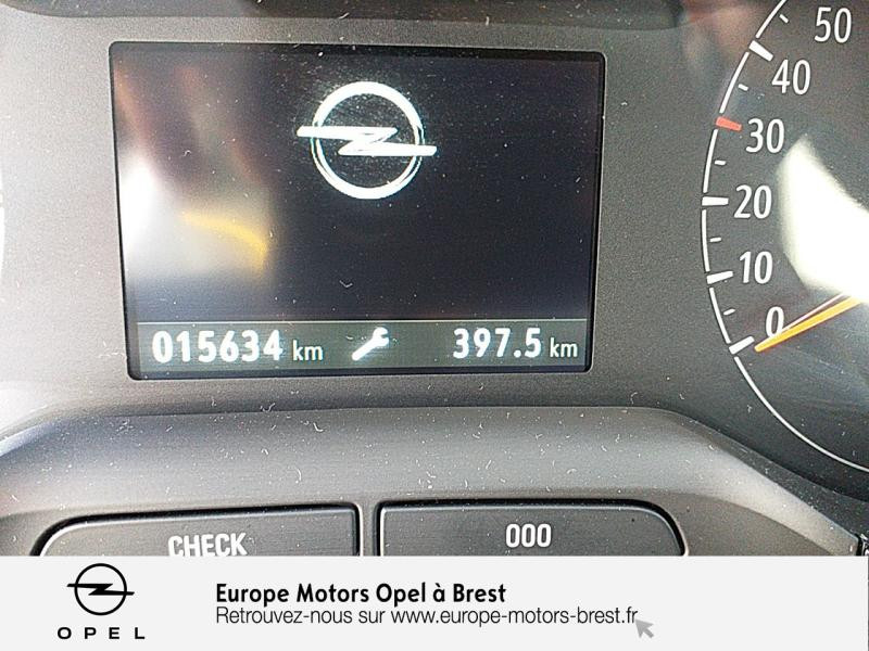 Photo 13 de l'offre de OPEL Crossland X 1.2 Turbo 110ch Elegance à 15490€ chez Europe Motors - Opel Brest